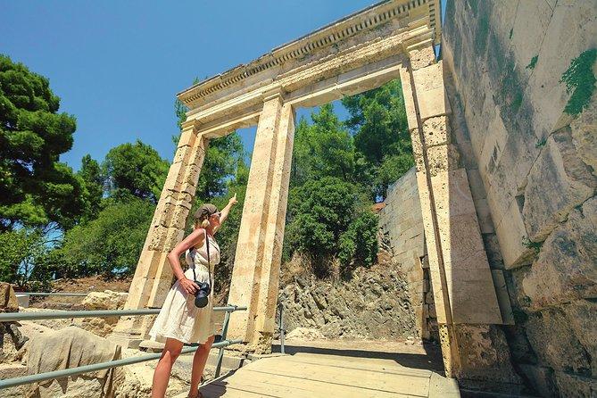 From Athens: Bus Trip to Mycenae, Epidaurus & Nafplio (fixed price per person)