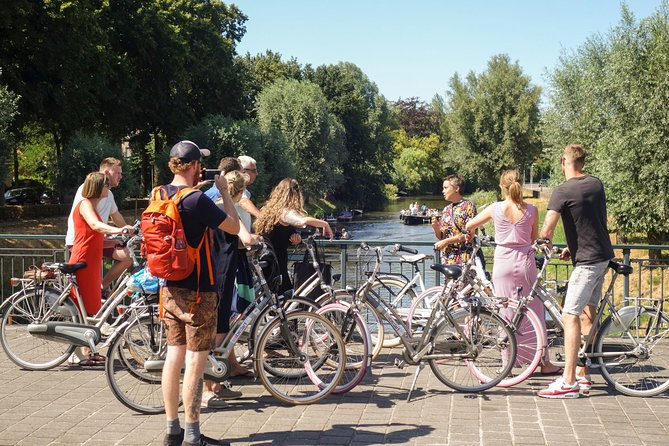 Breda Highlight Bike Tour