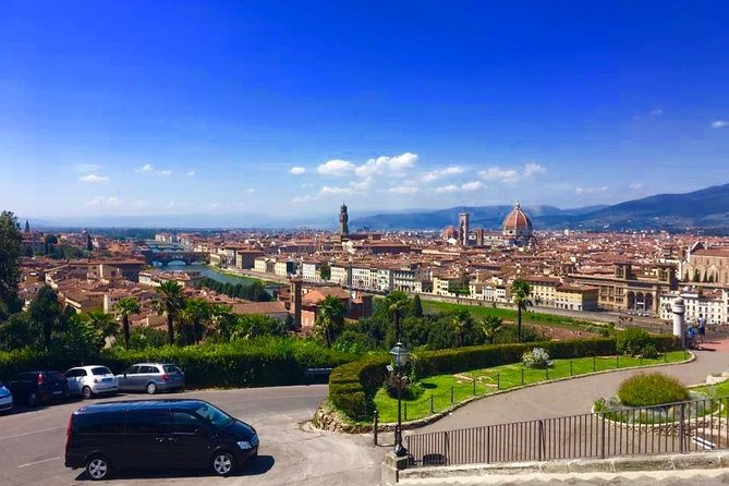 Florence and Pisa Private Tour from Livorno