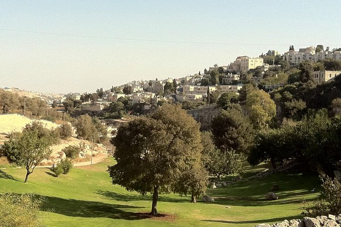 Jerusalem Old and New Group Tour