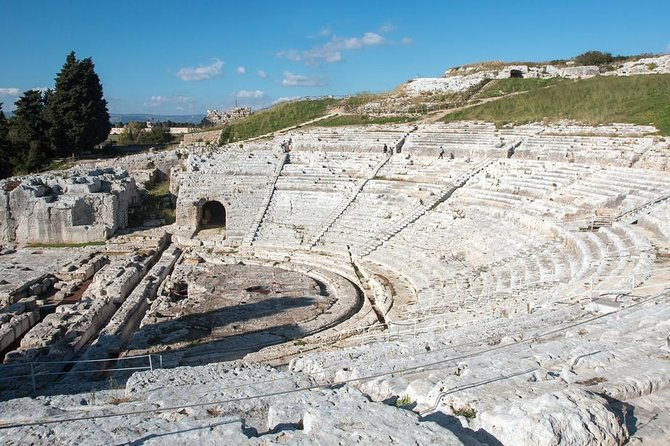 Private tour to Syracuse - Archaeological Park and Ortigia with option of Food and Wine tasting photo 6