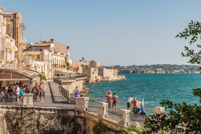 Private tour to Syracuse - Archaeological Park and Ortigia with option of Food and Wine tasting photo 3