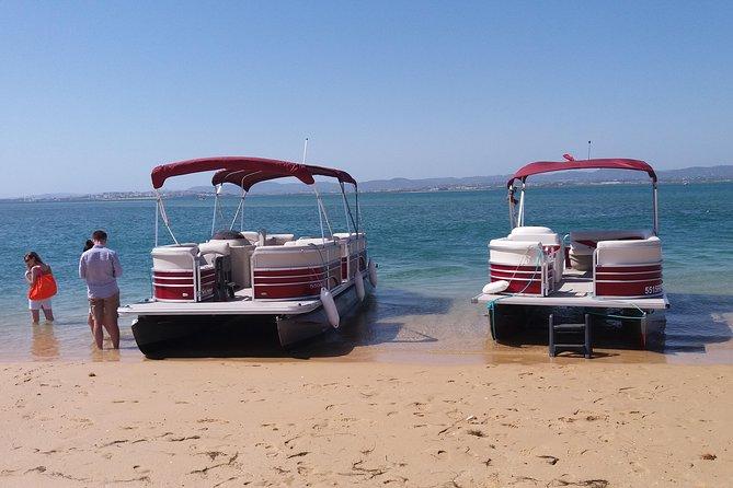 Ria Formosa Natural Park Two Islands Boat Trip in Faro