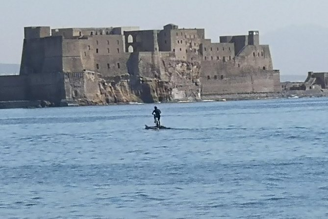 Naples coastline on a water bike photo 10