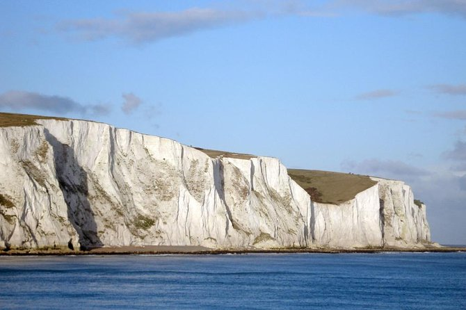 Private Kent Castles and White Cliffs of Dover from London
