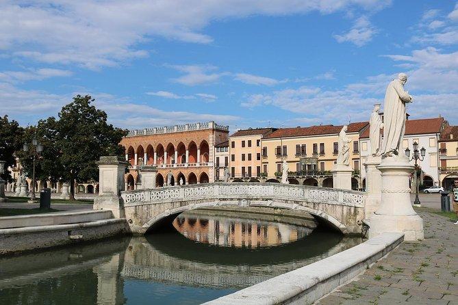 Private Padua Highlights Tour including Scrovegni Chapel and St Antonio Basilic