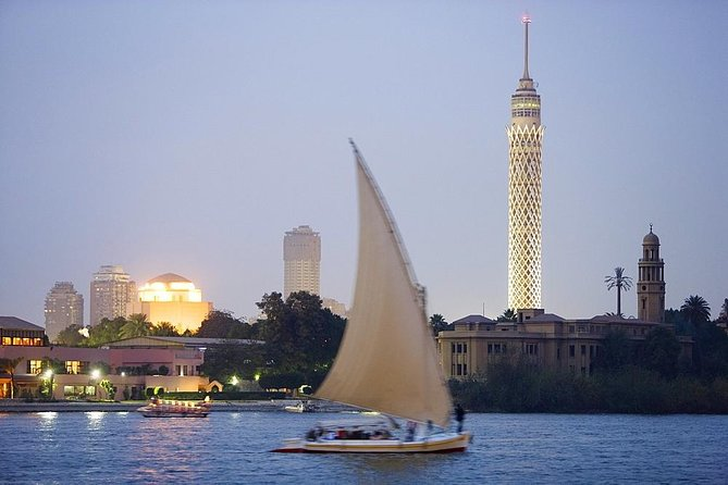 Private Guided Night Tour of Cairo including Felucca ride and dinner photo 8