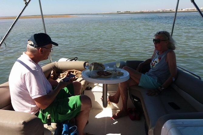 Private Ria Formosa Natural Park Boat Cruise from Faro