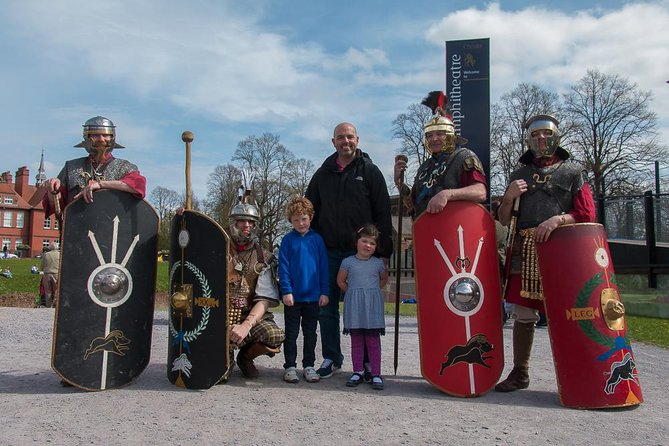 Fascinating Walking Tours Of Roman Chester With An Authentic Roman Soldier
