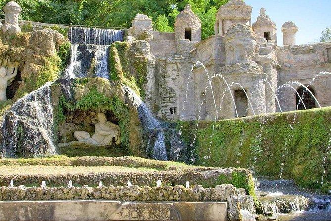 Rome to Tivoli Day Trip for Kids & Families with Hadrian's Villa & Villa d'Este