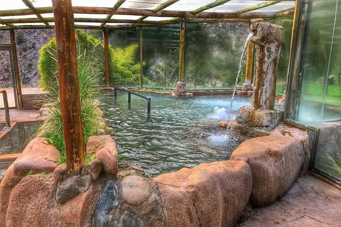 Termas Cacheuta - Afternoon of Thermal Spa, Mendoza, ARGENTINA