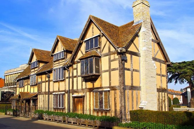Stratford Upon Avon & Warwick Castle Private Tour