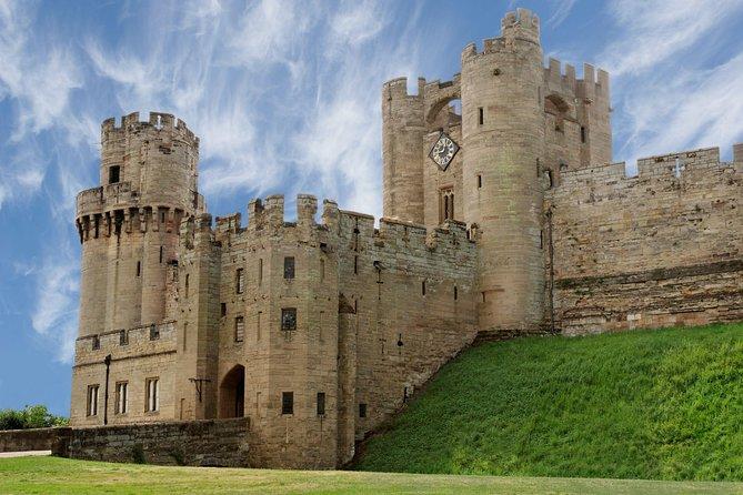 Stratford Upon Avon & Warwick Castle Private Tour