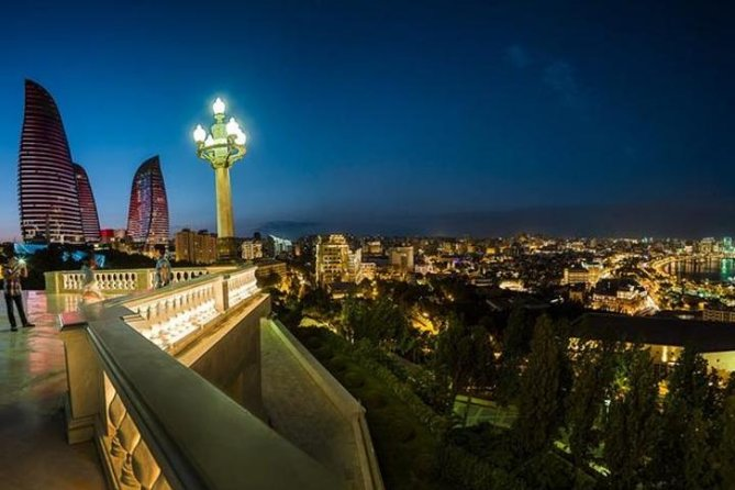 Private Baku Night City Tour