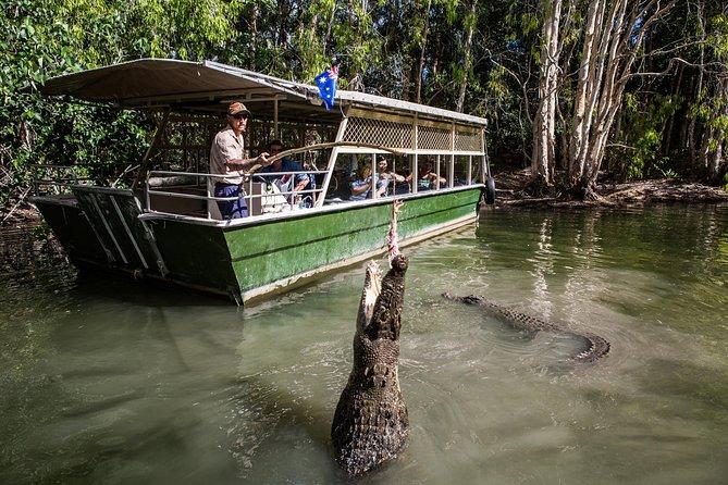 Hartley's Crocodile Adventures Wildlife Encounter Day Trip from Cairns