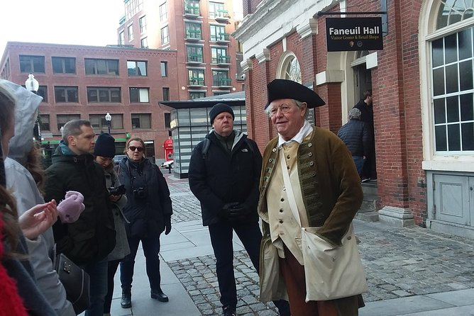 Freedom Trail Best Tour (Boston Common to Faneuil Hall)