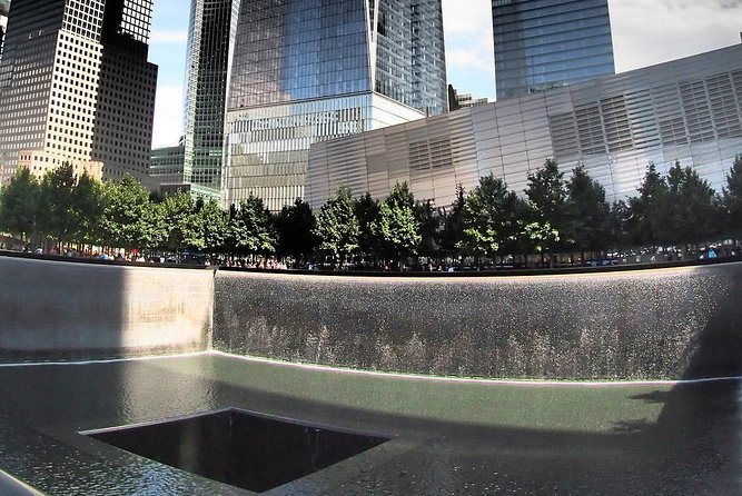 Ground Zero 911 Memorial+One World Observatory Upgrade Option