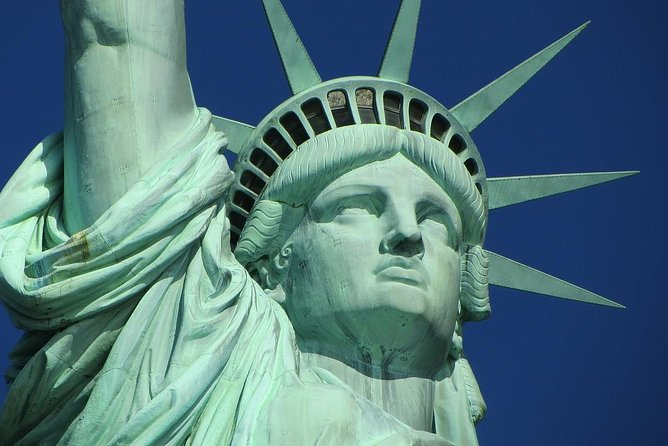 OPEN: Ellis Island, Statue of Liberty, & Battery Park with Roundtrip Ferry Ride