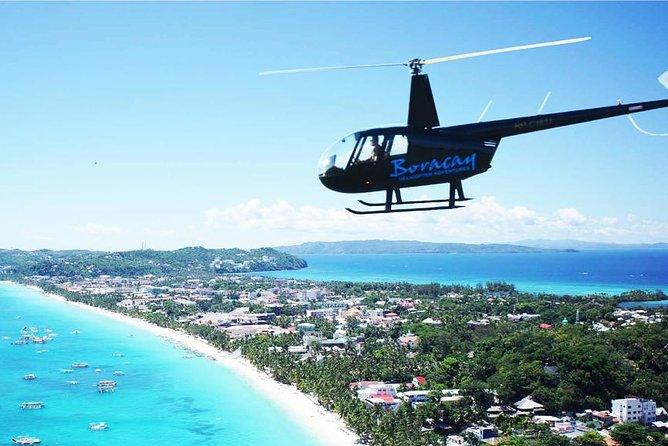 Boracay Helicopter Beach Tour
