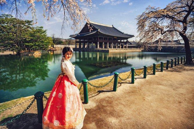 Seoul City Photo Spot Walking Tour