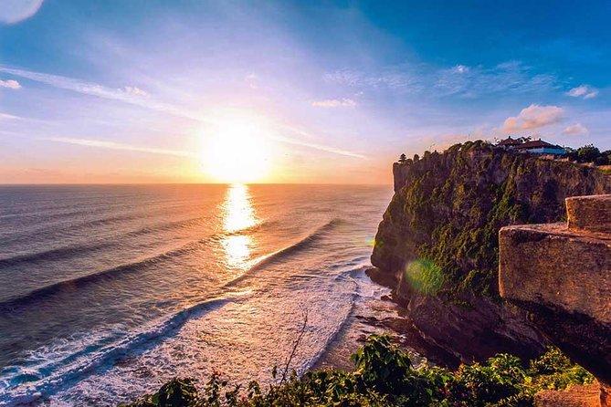 Amazing Tanah lot, Jatiluwih, Uluwatu peninsula, Bali.