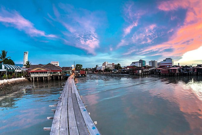 Half Day Penang City Tour (4 Hours)