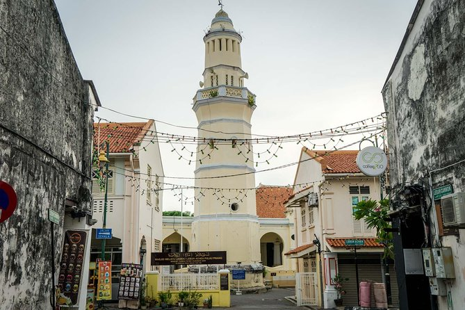 Penang Full Day Tour including Penang Hill(Fast Lane) with Lunch