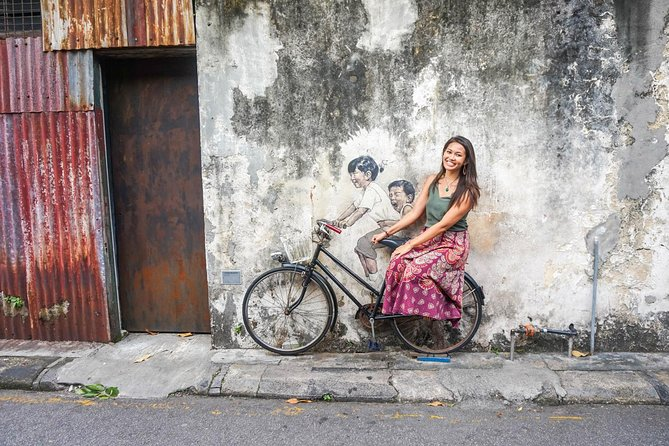 Historical Penang Day Tour with Lunch