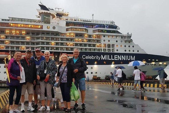 CruiseshipTrip fromTIEN SA or CHAN MAY to Monkey Mountain,Marble Mountain,Hoi An