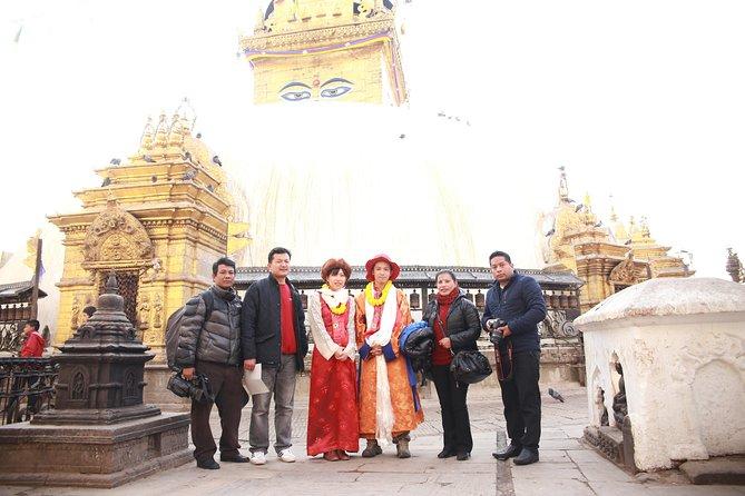 Kathmandu's Heritage Photography Tour