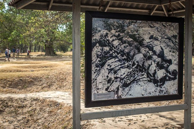 Half day tour to Toul Sleng & Killing Field