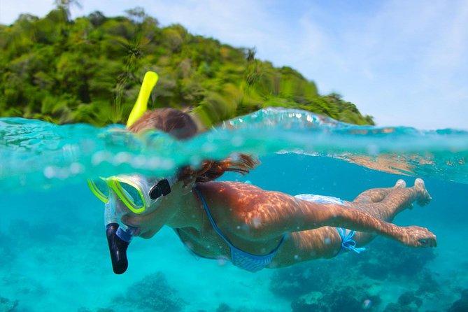 Tunku Abdul Rahman Marine Park 2 Islands Hopping Tour from Kota Kinabalu