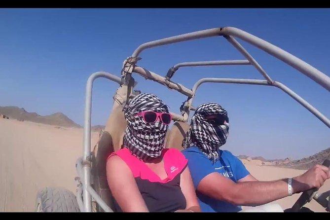 Morning Buggy tour from Hurghada Safari Tour from Hurghada