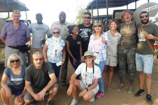 4-dagers Victoria Falls og Chobe National Park Adventure