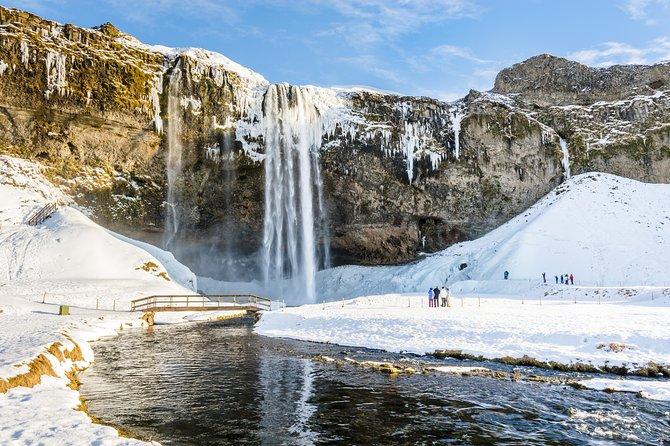 South Coast of Iceland and black beach ATV ride