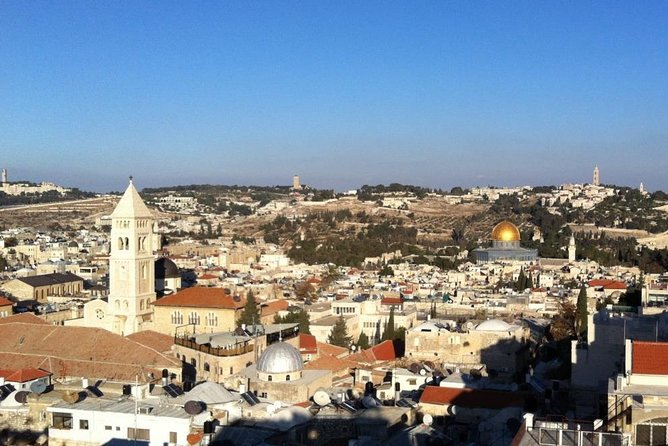 Jerusalem and Bethlehem Group Tour