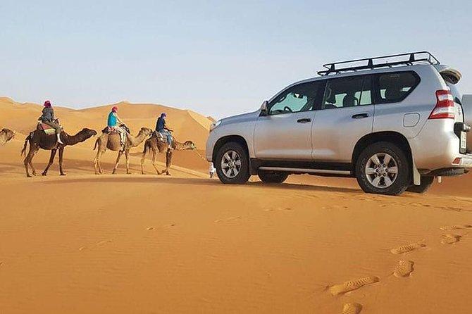Safari 4 × 4: 3 días al desierto desde Marrakech