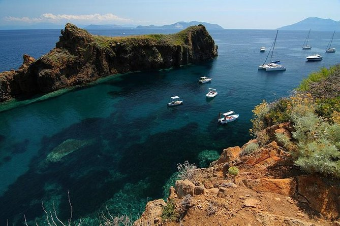 Panarea And Stromboli Aeolian Islands Daily Cruise