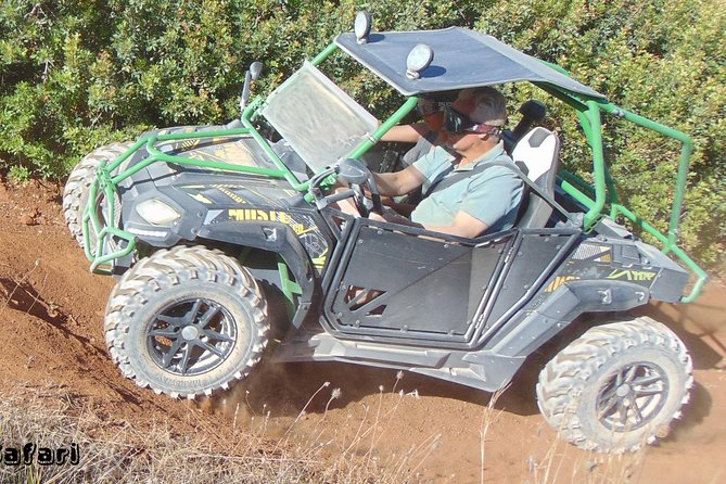Safari en buggy dans l'Algarve