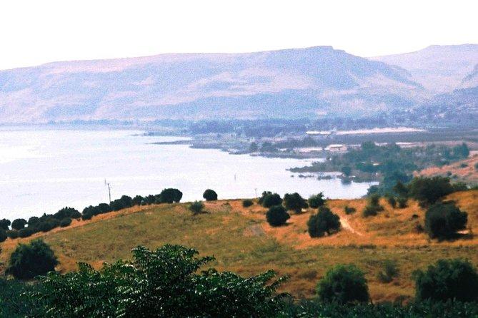 Nazareth,Tiberias and Sea of Galilee Group Tour