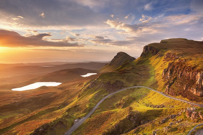 5-Day Iona, Mull and the Isle of Skye Small-Group Tour from Edinburgh