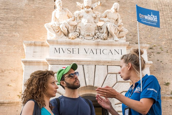 Private Vatican Museums Tour with Sistine Chapel & St. Peter's Basilica