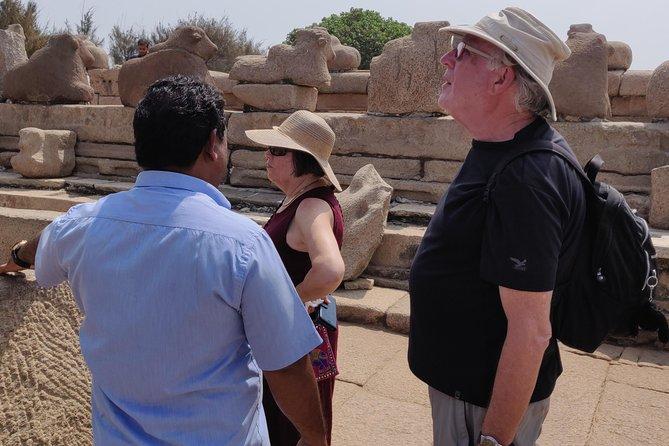 Mahabalipuram dia de viagem de Chennai por passeios Wonder