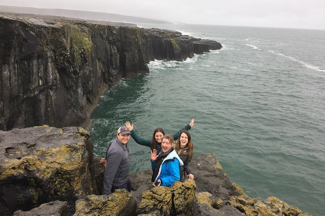 Cliffs of moher and Galway bay private tour