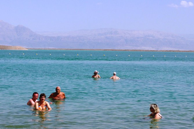 Masada and Dead Sea Group Tour
