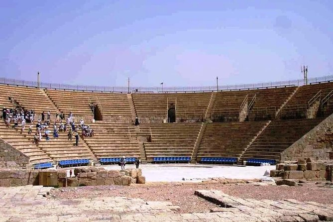 Caesarea, Acre and Rosh Hanikra Group Tour