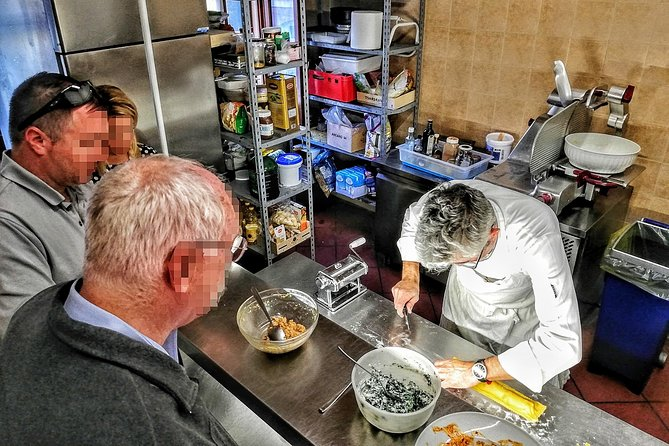 Cooking With A Venetian Chef