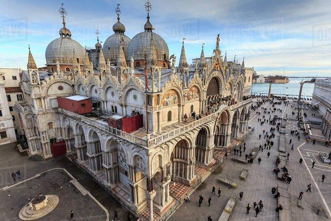 San Marco, Basilica and Pala D'oro walking tour