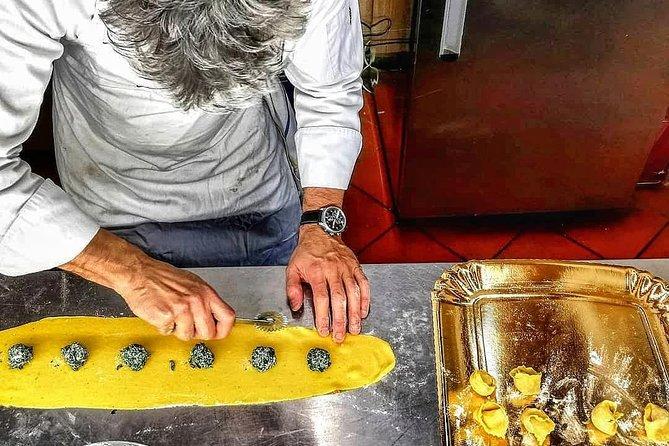 Cooking Class: Ravioli And Tortellini
