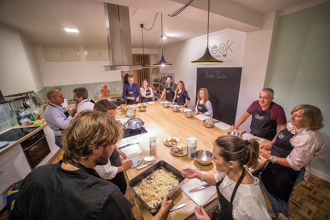 Portuguese Cooking Class in Porto with 4-course meal and Portuguese wine